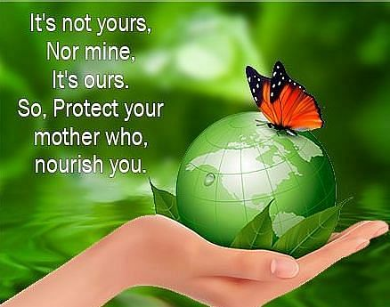 World environment day quotes and images