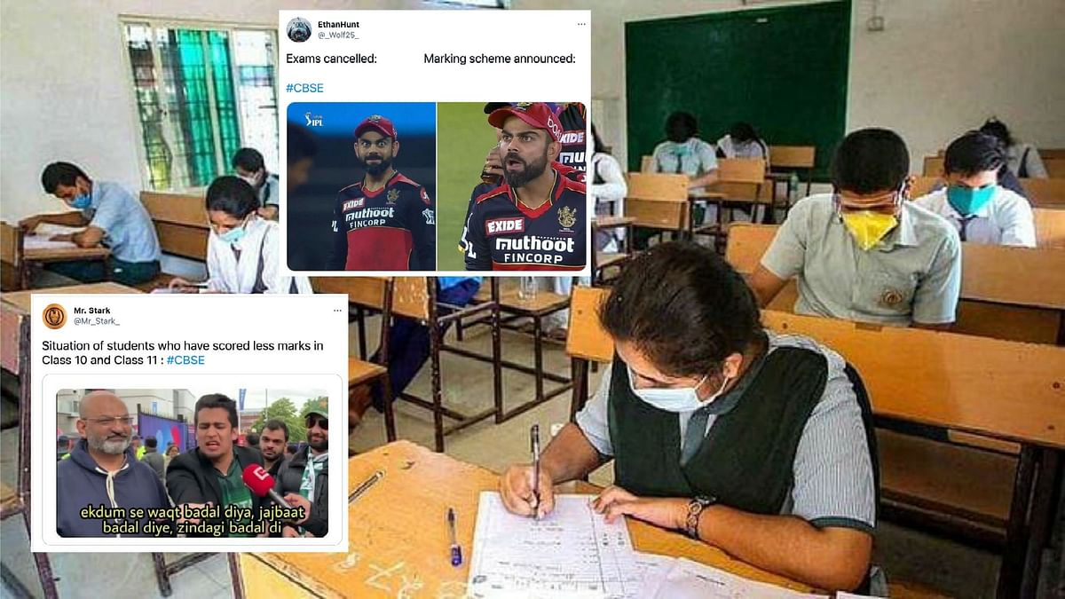 Students React With Memes as CBSE Proposes New Evaluation Criteria