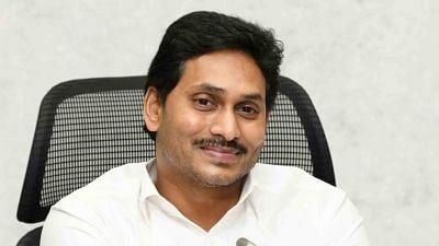 Andhra CM Wraps Up Delhi Visit, Discusses State's Special Status