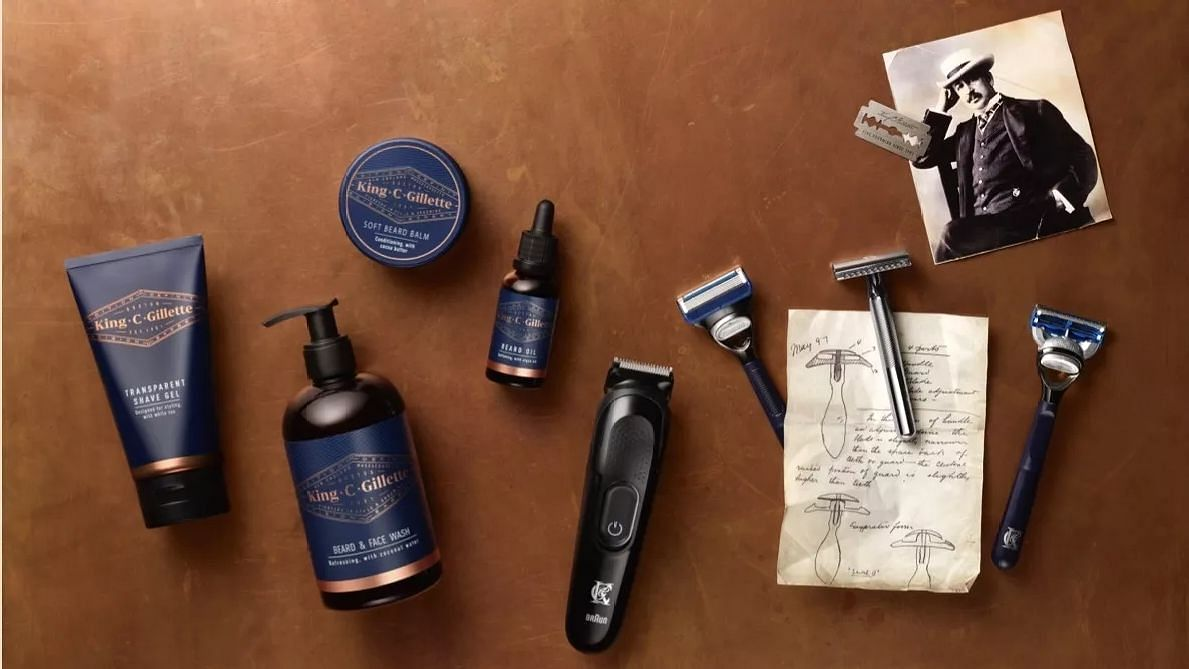 The answer to all your facial hair grooming needs