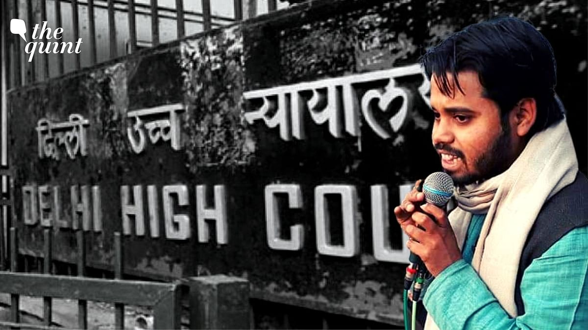'Not a Terrorist Act': HC on Right to Protest in Asif Tanha's Bail