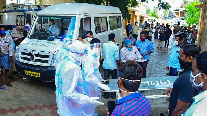 Karnataka: Case Fatality Rate Rises Even as COVID Cases Fall
