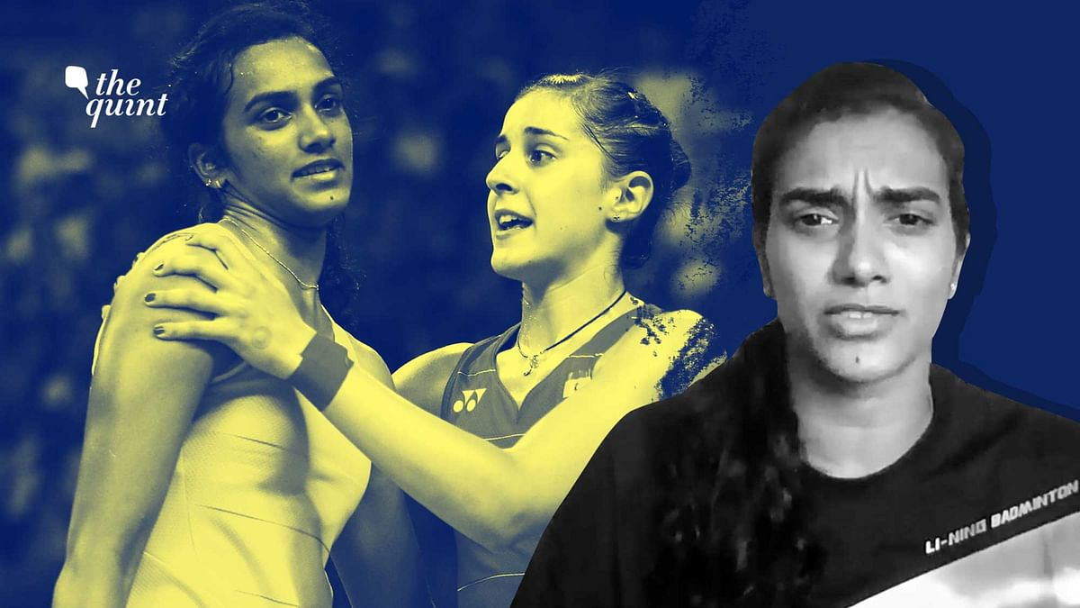 PV Sindhu comments on if Marin's withdrawal from the Olympics will impact her medal chances