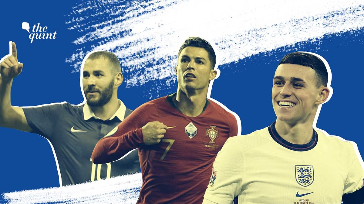Ronaldo, Foden & Benzema Among Top Players to Watch at Euro 2020