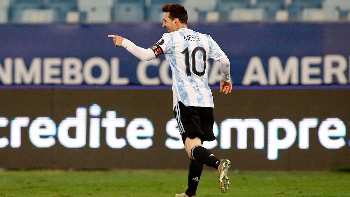 Messi Shines for Argentina in Record-Breaking 4-1 Win vs Bolivia
