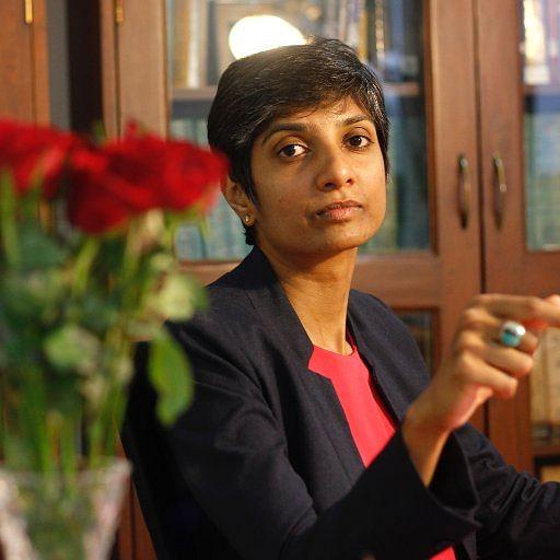 Dr Menaka Guruswamy