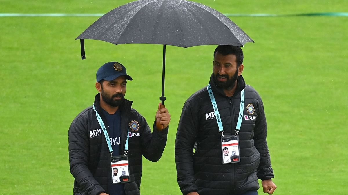 WTC Final: 2 days of the India vs New Zealand World Test Championship final have so far been completely washed out due to rain.
