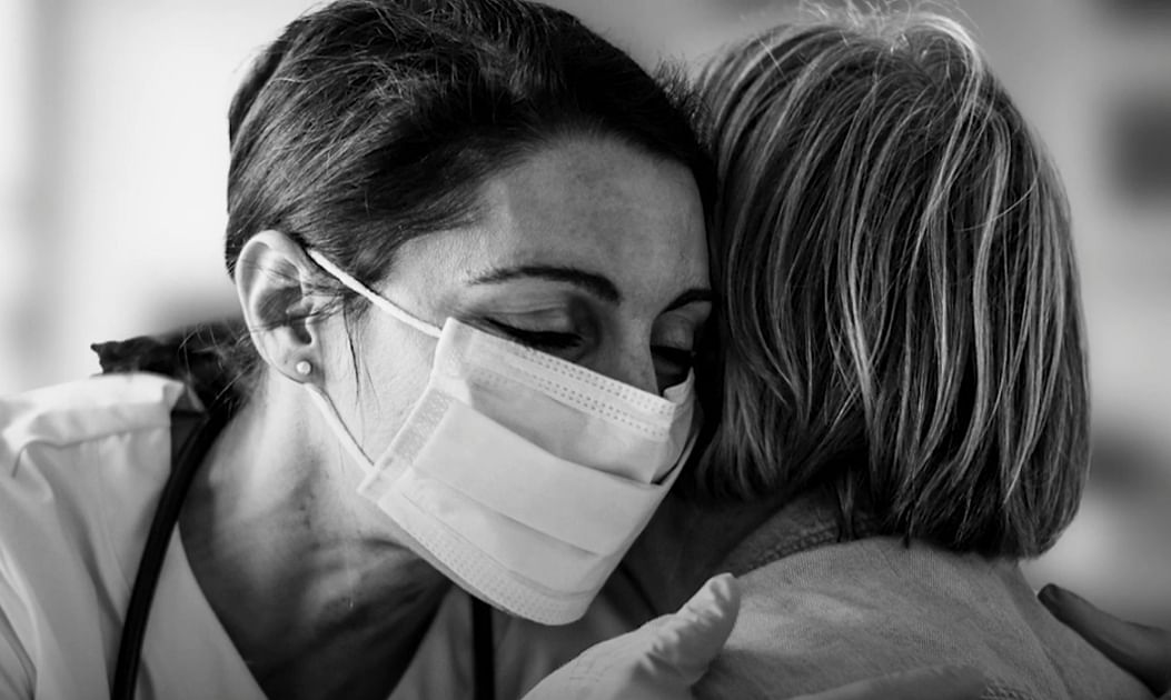 A Poem Thanking All The Brave Nurses Who Redefine 'Care' Every Day