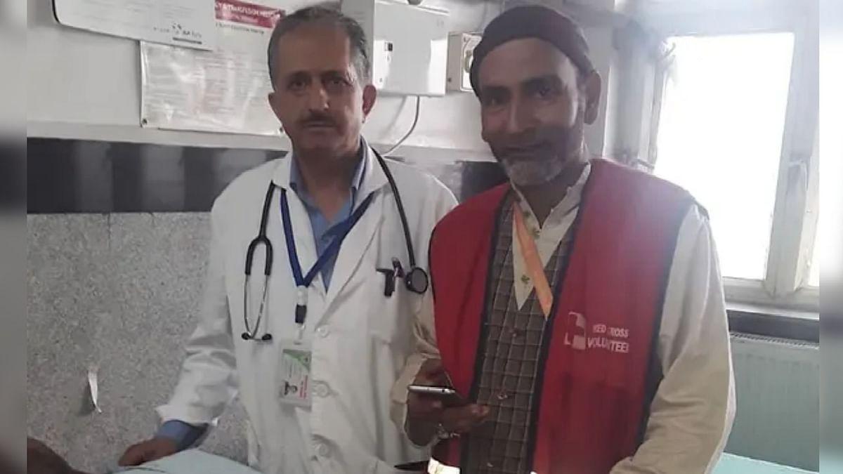 Meet Shabir Hussain Khan, the 'Blood Man of Kashmir'