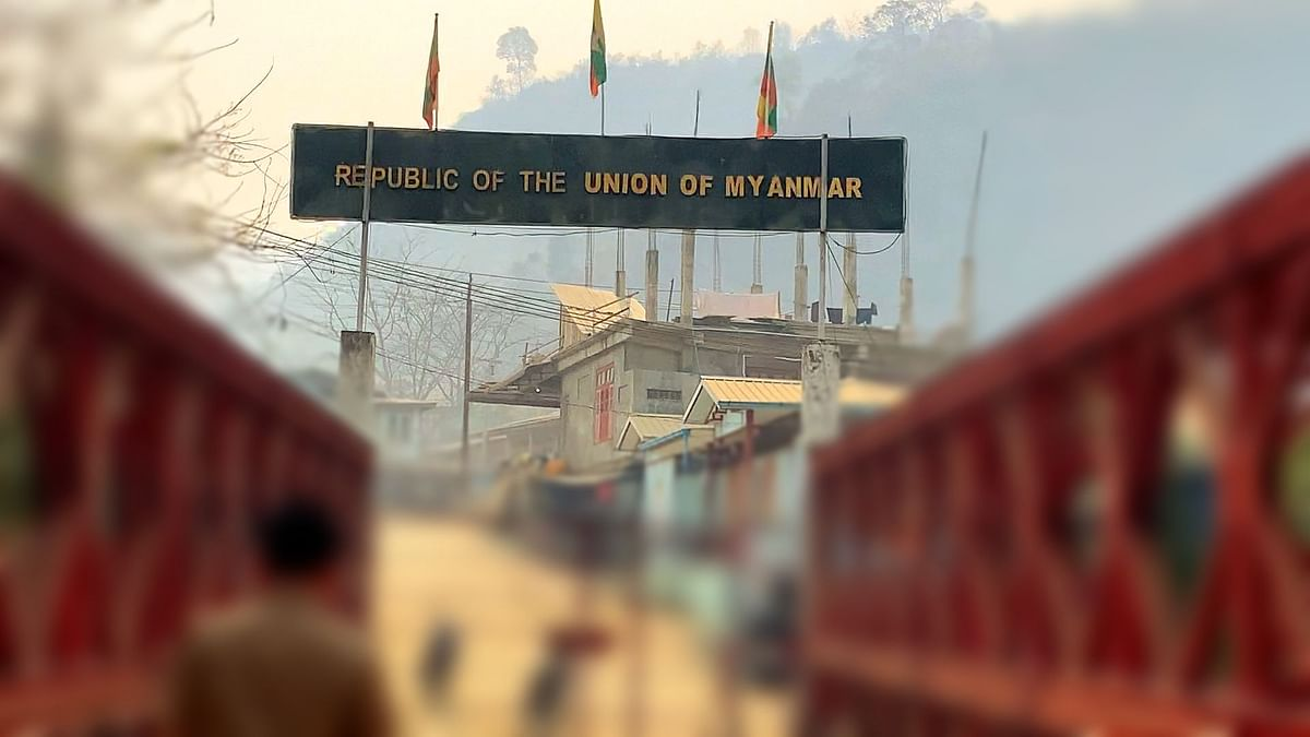 India's Current Myanmar Policy Not Based on Sound Strategic Logic