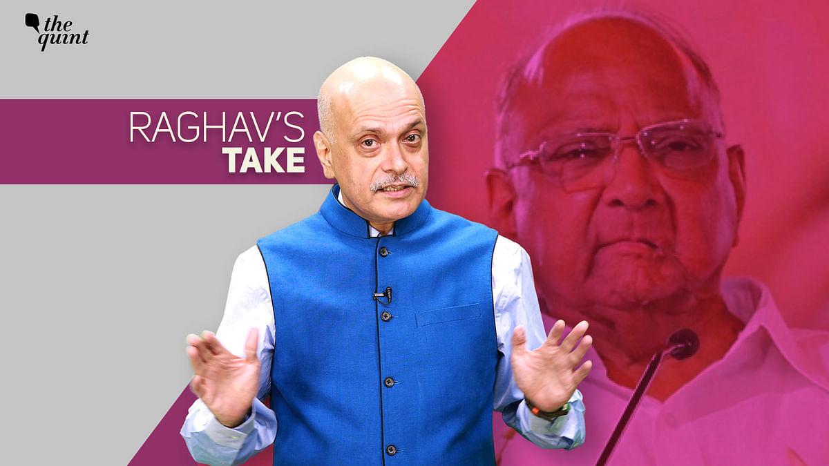 Raghav's Take: 'Catalyst Kingmaker' Pawar's Tough Bid to Beat Modi