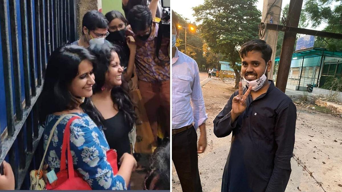 Delhi Riots | Won't Be Threatened: 3 Activists Exit Jail, Thank HC