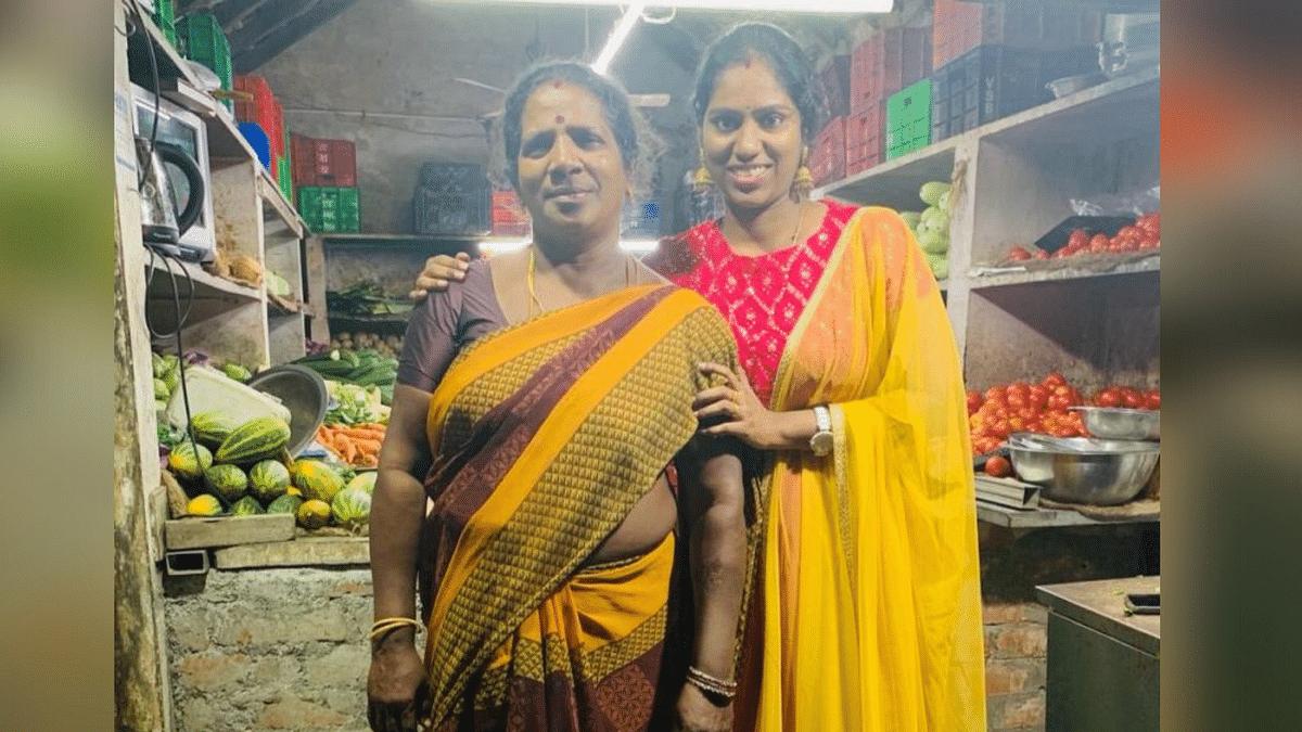 "<div class=""paragraphs""><p>Madhu Priya, daughter of vegetable vendors, dedicates promotion at MNC to mother</p></div>"