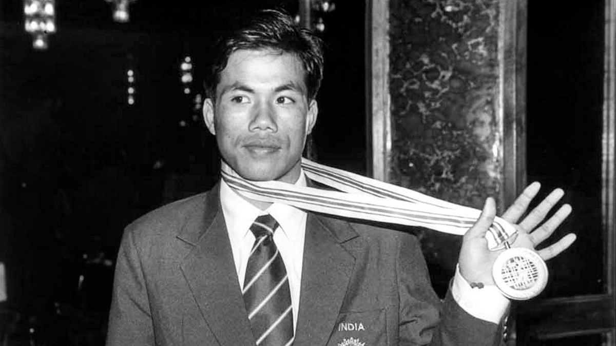 1998 Asian Games Gold medal-winning former boxer Dingko Singh died after a long battle with liver cancer.