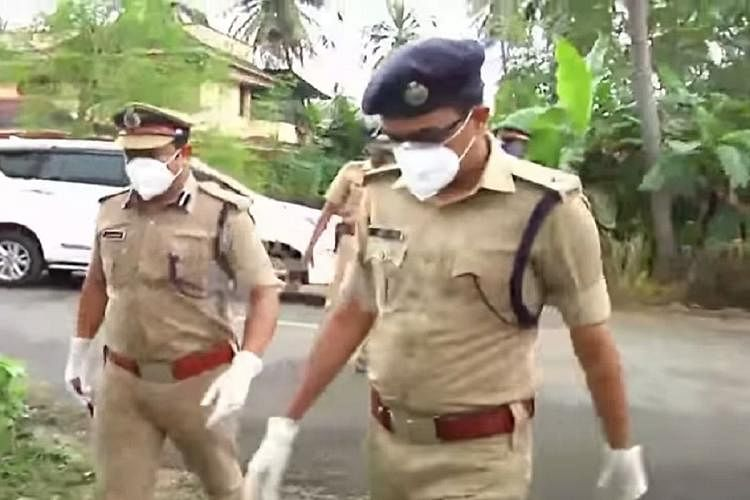 Karnataka police busted a Rs 290 crore plus scam that involved duping people through a mobile app.
