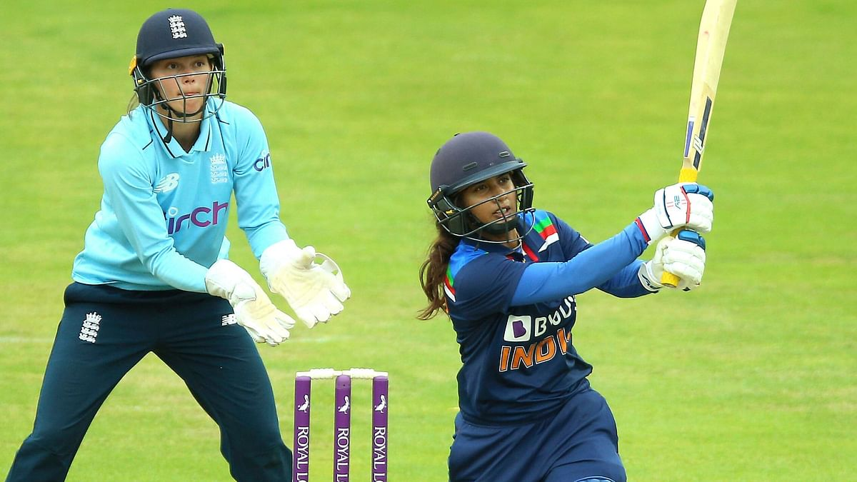 Mithali Raj Becomes Highest Run-Scorer in Women's International Cricket
