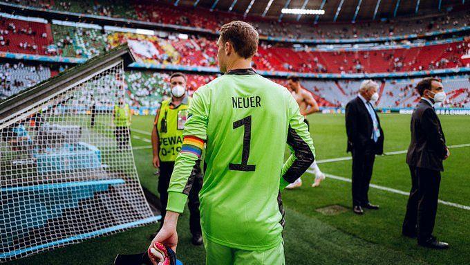 UEFA Probe Discrimination in  Hungary, Halt Rainbow Armband Review