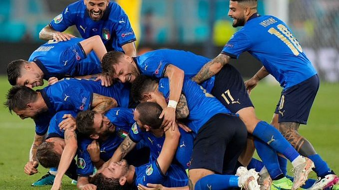Euro 2020: Italy Become First Team to Seal Knockout Berth