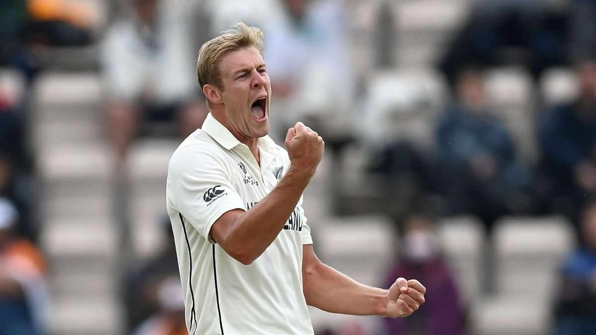 Day 3, WTC Final: Conway Falls on 54, NZ 101/2 at Stumps