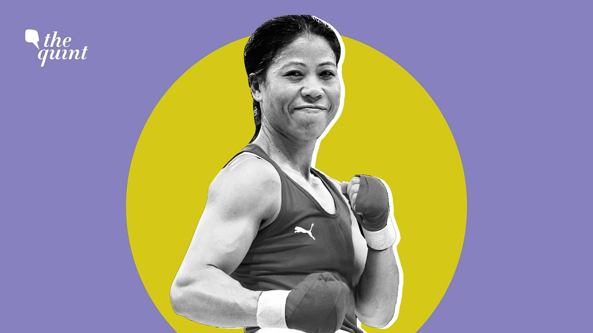 Boxing stalwart Mary Kom aspires to bow out with an Olympic gold.