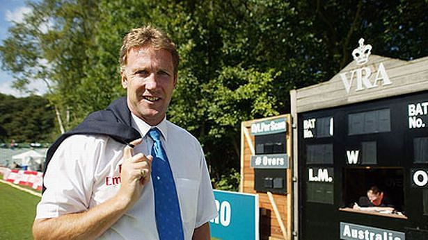 Chris Broad will be the match referee for the WTC Final.