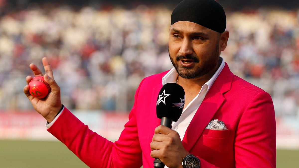 Harbhajan Singh came under the scanner for his controversial social media post.