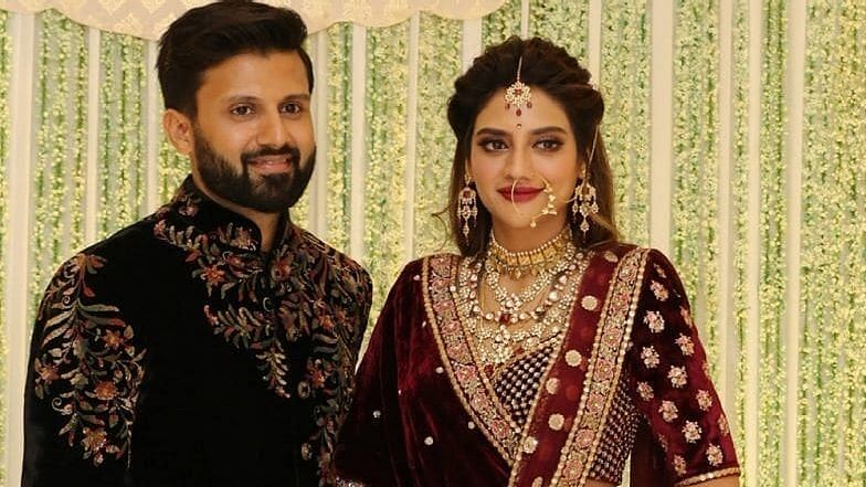 "<div class=""paragraphs""><p>Trinamool MP and actor Nusrat Jahan and businessman Nikhil Jain got married in 2019.</p></div>"