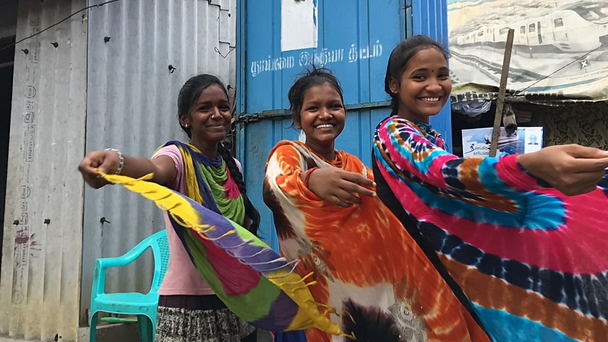 """<div class=""""paragraphs""""><p>Sandhya, Devi and Nayanthara wanted to become doctors. But they have been made to quit school due to COVID.</p></div>"""
