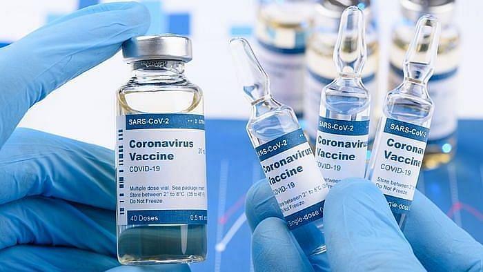 COVID-19 vaccine. Image used for representation.