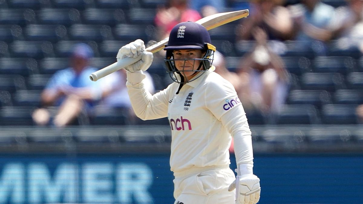 Heather Knight's 95 Takes England to 269/6 on Day 1 vs India
