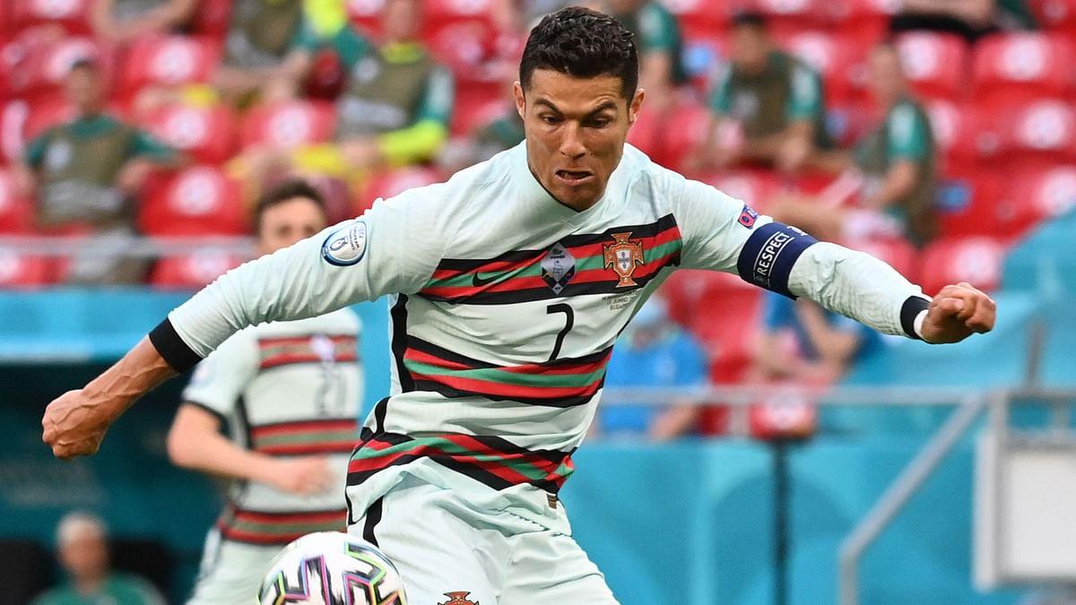 Ronaldo's Twin Strikes Power Portugal to Win, France Pip Germany