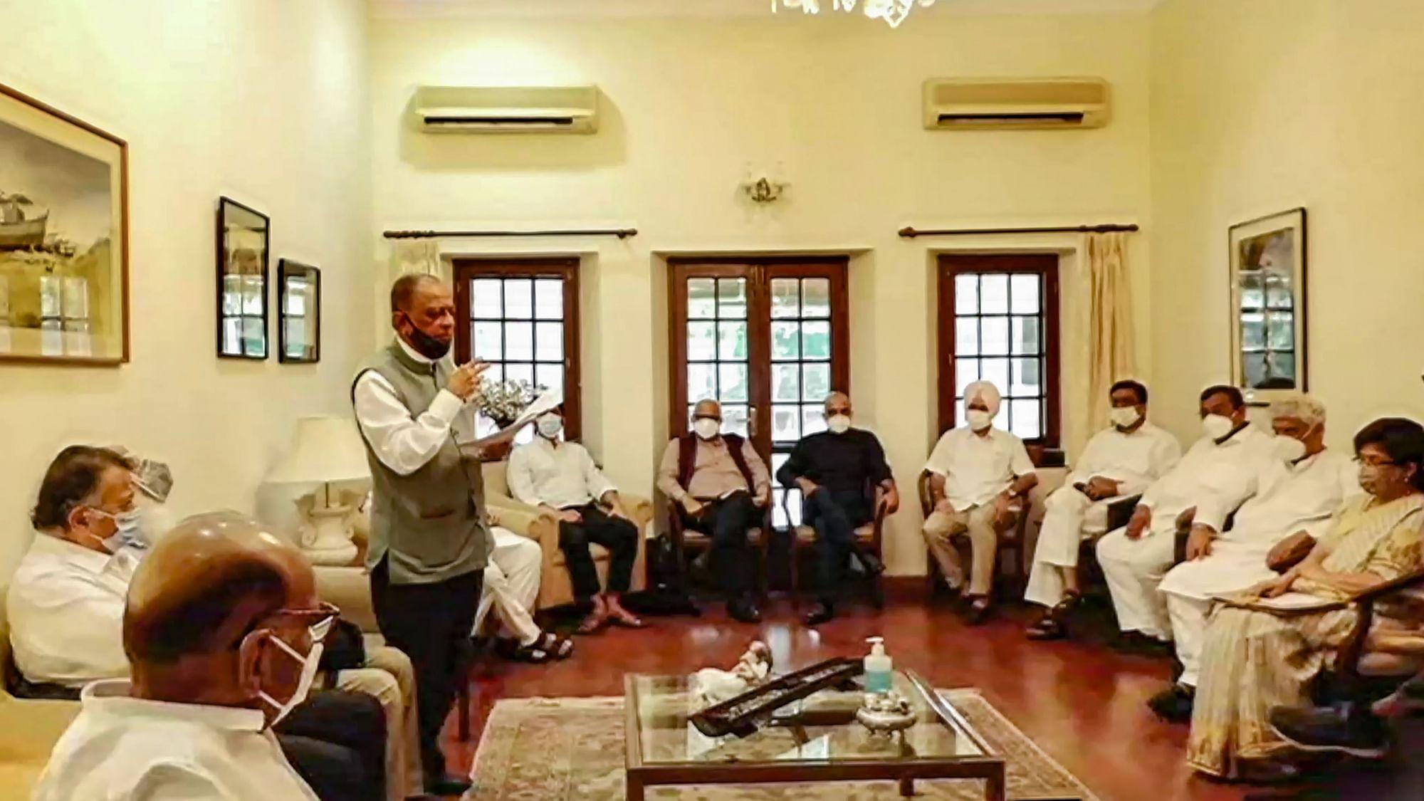 Sharad Pawar, NCP, Congress, third front, PM Modi