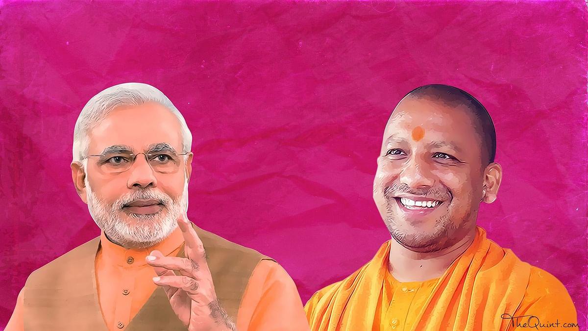 UP Polls: Who Will Be the 'Hindu Icon' In 2022 — Modi Or Yogi?