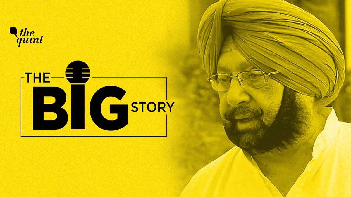 What's Behind Growing Dissent Against CM Amarinder in Punjab Cong?