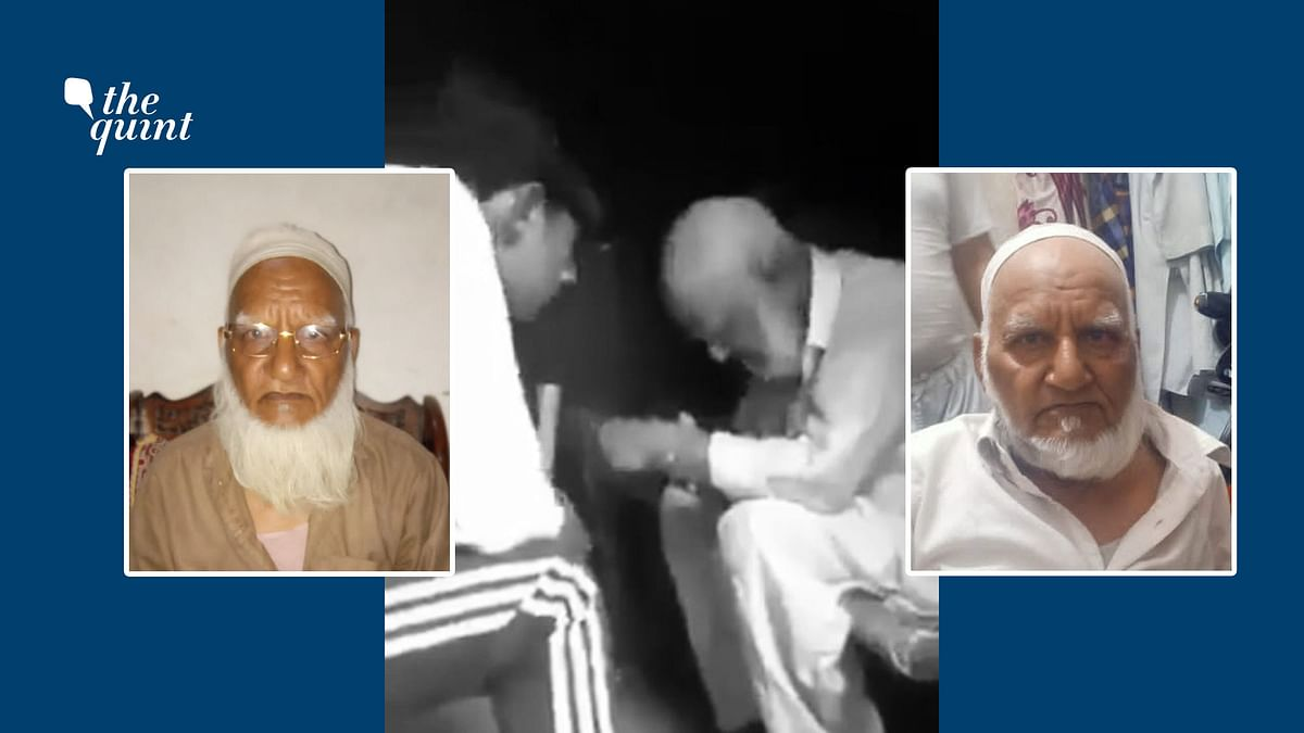 Elderly Man Thrashed in Loni: Conflicting Versions  Emerge in Case