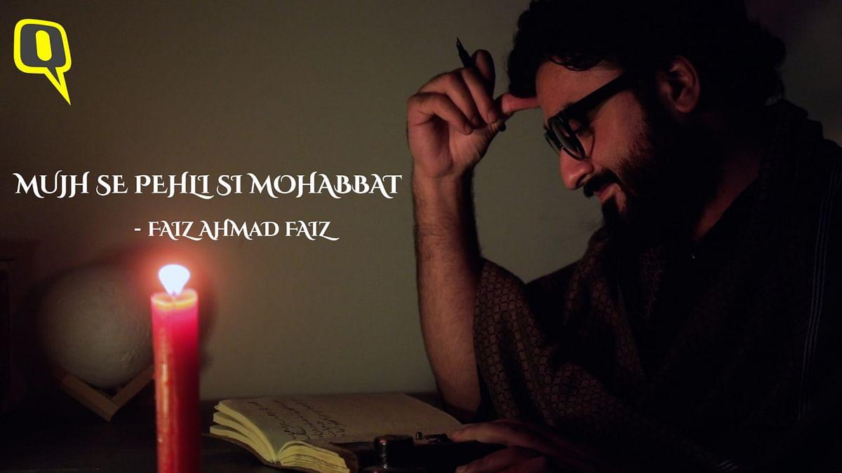 'Mujh Se Pehli Si Mohabbat': We Recite a Faiz Ahmad Faiz Gem