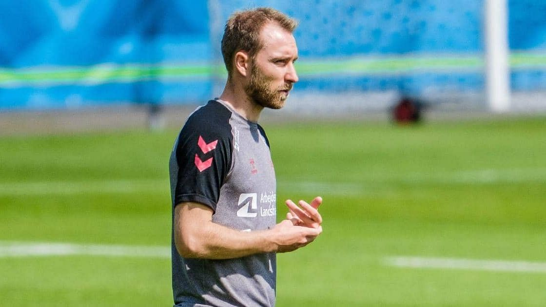 Eriksen Discharged From Hospital After Successful Operation