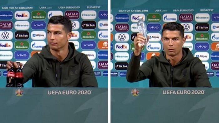 UEFA Remind Teams About Obligations After Ronaldo-Coke Incident
