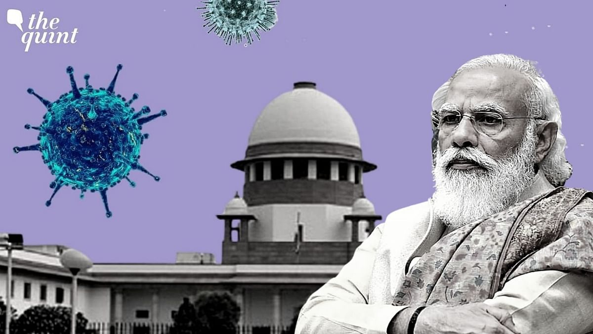 Many are crediting Centre's new vaccine policy announced by Prime Minister Narendra Modi to the Supreme Court.