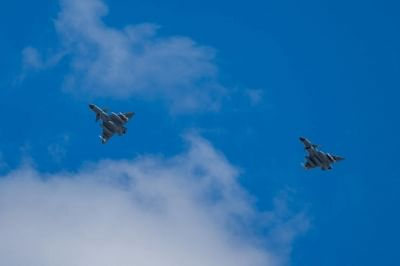 """<div class=""""paragraphs""""><p>Chinese warplanes have been flying over Taiwanese administered territory for the last four days. Image used for representational purposes only.</p></div>"""