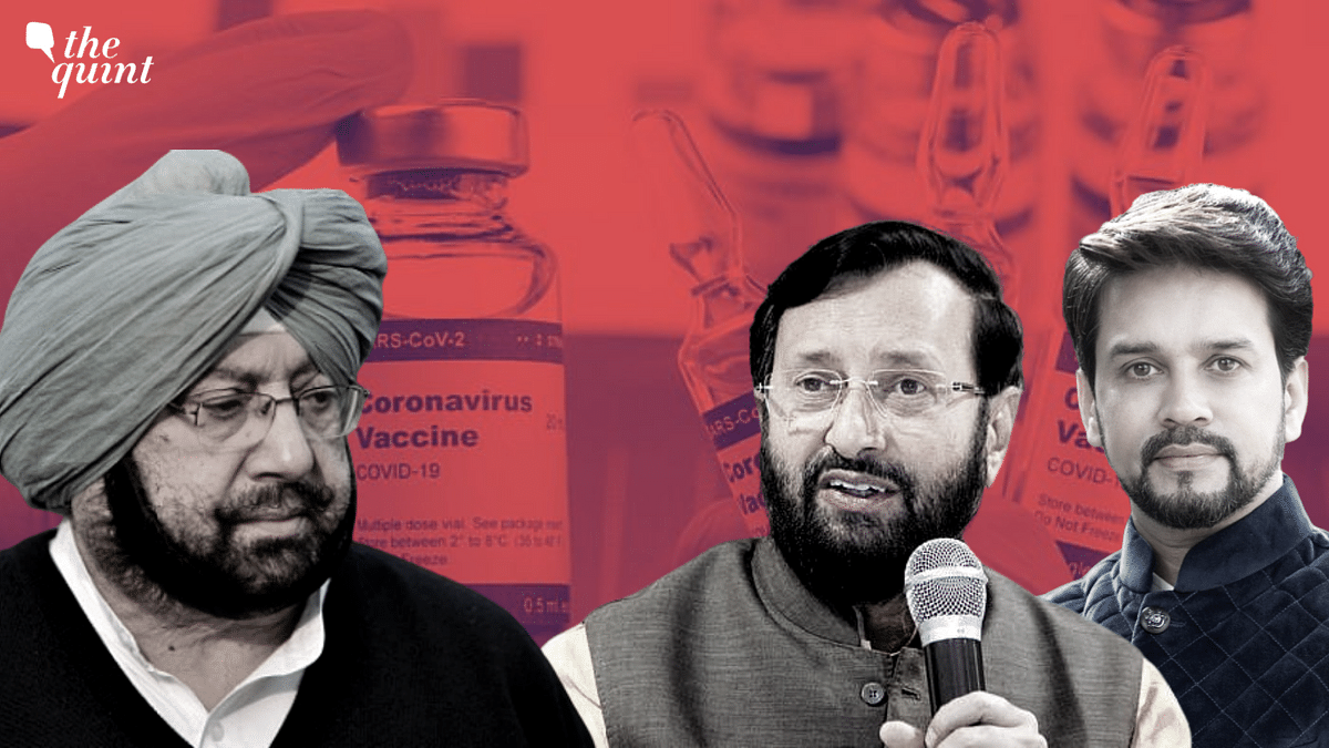 Punjab Withdraws 'One-Time' Order to Supply Vaccines to Hospitals