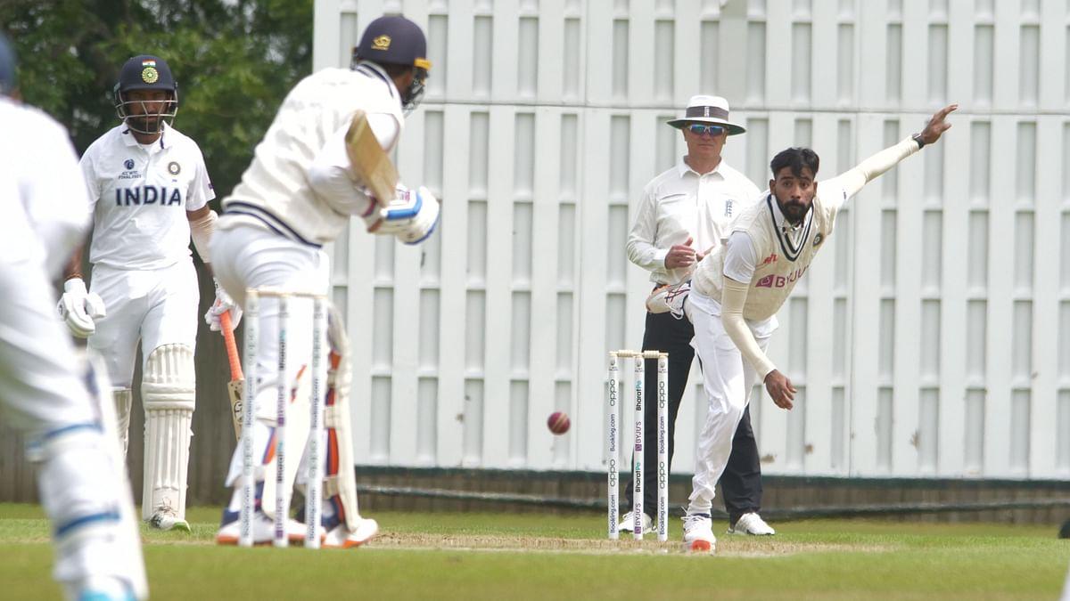 India Men's Team Begin England Trip With Intra-Squad Practice Tie