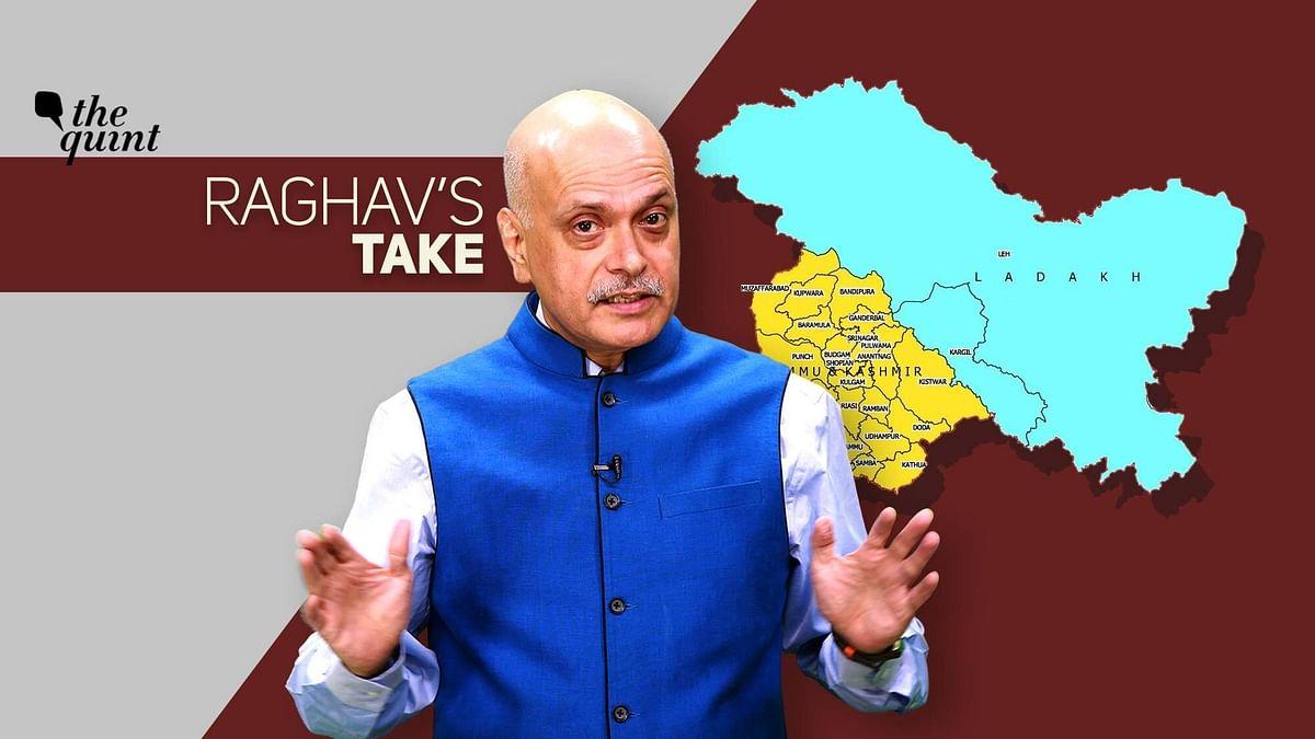 Raghav's Take: Modi Govt Could Be Doing a Political Swivel On J&K