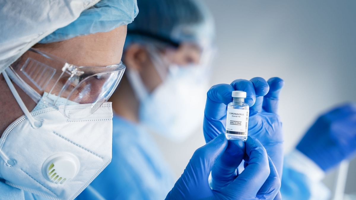 Novavax says its vaccine is 93 percent effective against COVID-19 variants of concern and variants of interest.