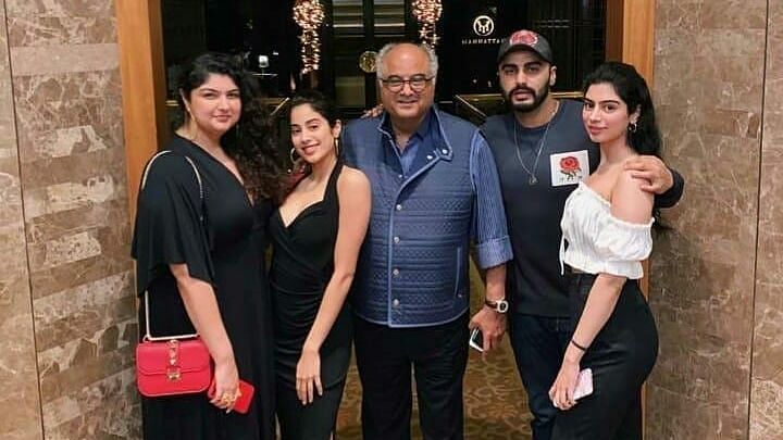 Boney Kapoor Confirms Daughter Anshula Kapoor Is 'Home & Healthy'