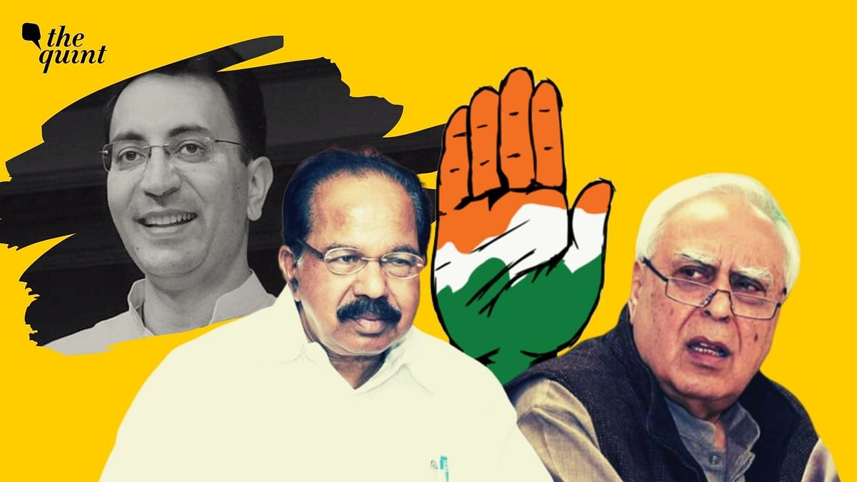 Party Needs 'Major Surgery': Cong Leaders After Prasada's Exit