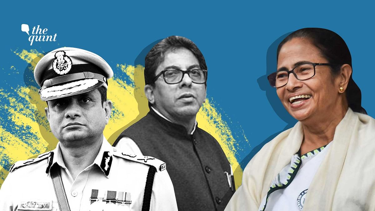 """<div class=""""paragraphs""""><p>Rajeev To Alapan: In War With Centre, Mamata Stands By Her Soldiers</p></div>"""