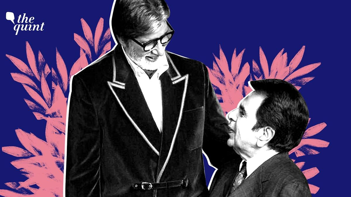 Remembering Dilip Kumar Through Amitabh Bachchan's Eyes