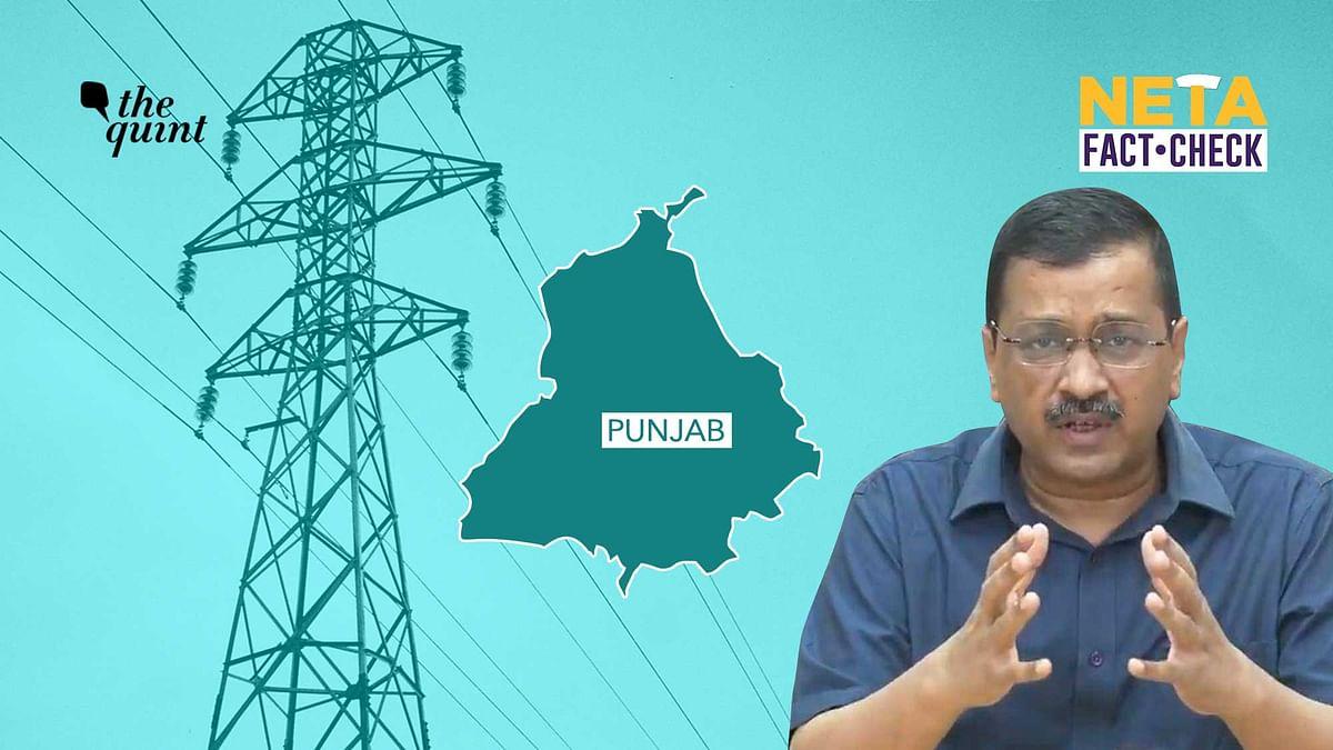 Delhi CM's Claim on Punjab Having Costliest Electricity is Incorrect
