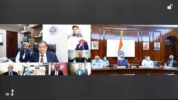 I-T e-Filing Portal: FM Flags Issues; Infosys to Resolve in 1 Week